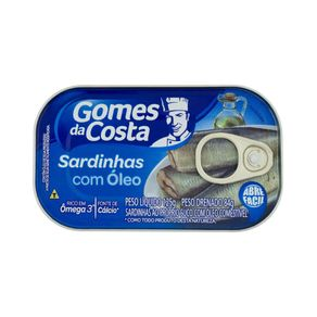 SARDINHA-GOMES-COSTA-125G-LT-AB-FAC-OLEO