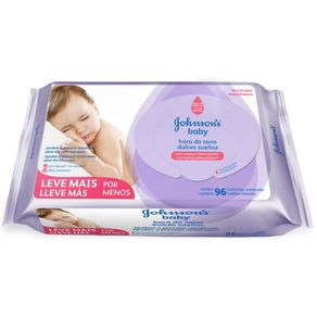 LENCO-UMED-JOHNSON-BABY-96UN-PC-HORA-DO-SONO