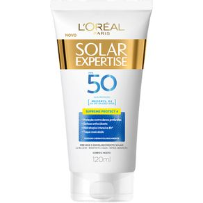 PROT-SOL-LOREAL-FPS50-120ML---BS-SUPREME-PROTECT