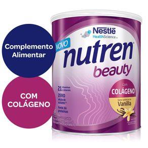 Suplemento-Alimentar-NUTREN-BEAUTY-Vanilla-400g