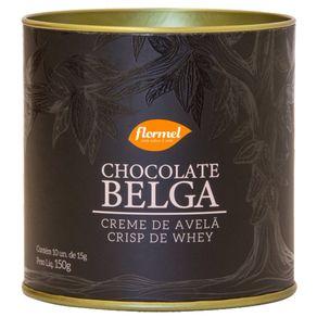 CHOC-BELGA-FLORMEL-150G-PT-CR-AVELA-CRISP-WHEY-54-