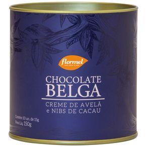 CHOC-BELGA-FLORMEL-150G-PT-CR-AVELA-NIBS-CACAU