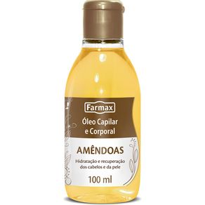 OLEO-CAB-CORPO-FARMAX-100ML-FR-AMENDOAS