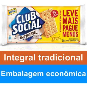 BISC-SALG-INTEG-CLUB-SOCIAL-288G-PC-C-12UN-TRAD
