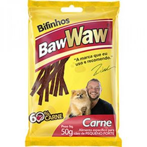ALIM-CAO-BAWWAW-50G-BIFINHOS-PEQ-PORTE-CARNE