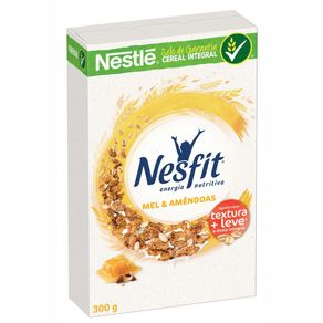 CEREAL-FLOCOS-NESFIT-300G-CX-MEL-AMENDOAS
