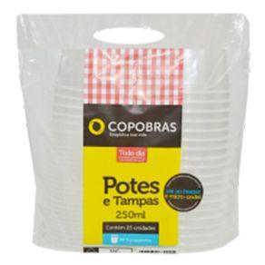 POTE-DESC-COPOBRAS-250ML-25UN-CRISTAL-C-TP