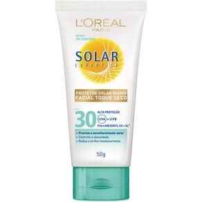 PROT-SOL-LOREAL-FPS30-50G-OIL-CONTR-FACIAL-TOQUE-S