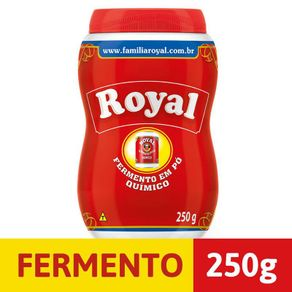 FERM-PO-ROYAL-250G-PT