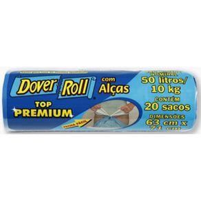 SACO-LIXO-DOVER-ROLL-50L-20UN-AZUL-T-PREMIUM-ALCA