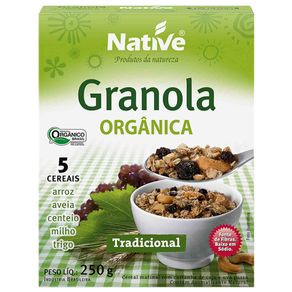 GRANOLA-ORG-NATIVE-250G-CX-TRAD