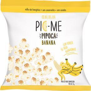 Pipoca-de-Banana-Pic-Me-55g