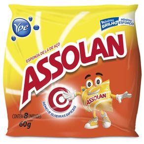 ESPONJA-LA-ACO-ASSOLAN-60G-PC-C8