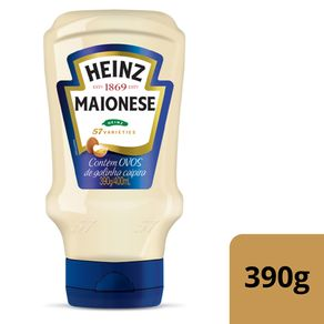 MAIONESE-HEINZ-390G-PET