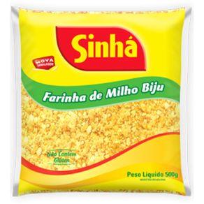 FAR-MILHO-SINHA-500G-PC