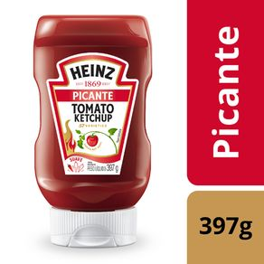 Ketchup-Americano-Heinz-Picante-397g