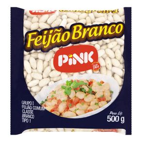FEIJAO-BCO-PINK-500G-PC