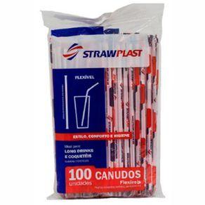 CANUDO-DESC-STRAWPLAST-6MM-100UN-PC