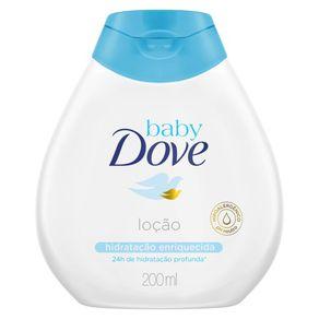 locao-baby-dove-hidratacao-enriquecida-200ml