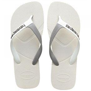 Sandalia-Havaianas-Casual-Branco-e-Cinza-Nº-43---44-Par