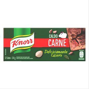 Caldo Knorr Carne 12 Cubos