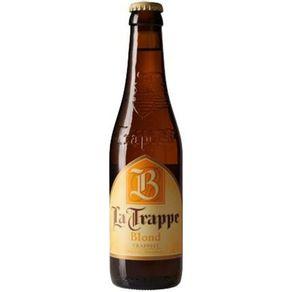 Cerveja-Holandesa-La-Trappe-Blond-330-ml