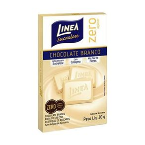 Chocolate-Linea-Zero-Acucar-Linea-Branco-Tablete-30-g
