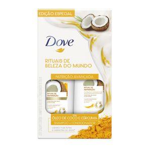 kit-dove-ritual-de-reparacao-ole-de-coco-e-curmcuma-shampoo-400ml-condicionador-200ml