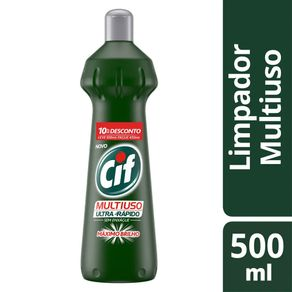 Limpador-Multiuso-Cif-Ultra-Rapido-Leve-500ml-Pague-450ml