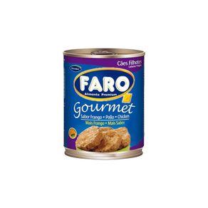 Alimento-para-Caes-Filhotes-Faro-Goumert-de-Frango-Lata-330-g