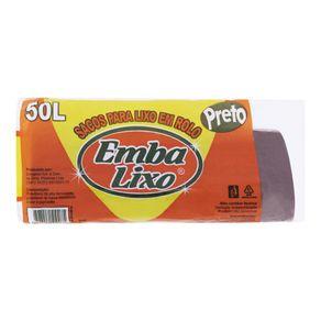 Saco-de-Lixo-Embalixo-Preto-Economico-50-Litros-Rolo-50-Unidades