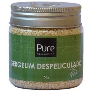 Condimento-Pure-Gergelim-Despeliculado-100g