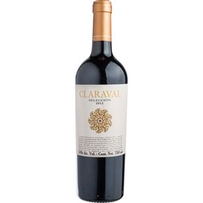 Vinho-Espanhol-Claraval-Seleccion-Cuvee-750ml