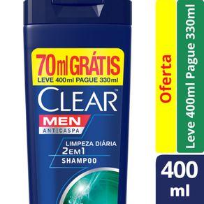 Shampoo-Clear-Anticaspa-Limpeza-Diaria-Oferta-Leve-400ml-Pague-330ml