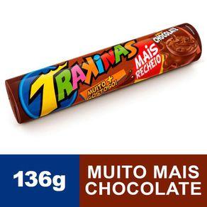 Biscoito-Recheado-TRAKINAS-Mais-Recheio-de-Chocolate-136g