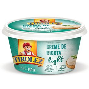 Creme-Ricota-Light-Tirolez-Pote-250-g