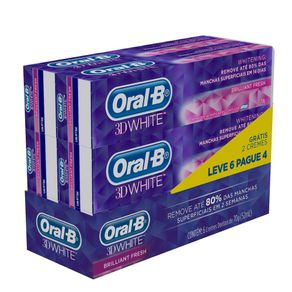 Creme-Dental-Oral-B-3D-White-Brilliant-Fresh-70g-Leve-6-Pague-4