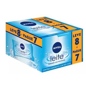 Sabonete-em-Barra-Nivea-Hidratante-Proteina-do-Leite-85g-8-Unidades-Embalagem-Promocional