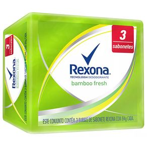 Sabonete-em-Barra-Rexona-Bamboo-Fresh-84g-Embalagem-com-3-Unidades