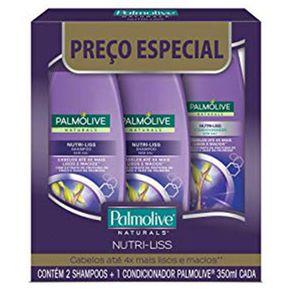 Kit-Palmolive-Shampoo-350ml---Condicionador-350ml-Nutri-Liss-Preco-Especial