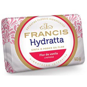 Sabonete em Barra Francis Hydratta Vermelho 90g