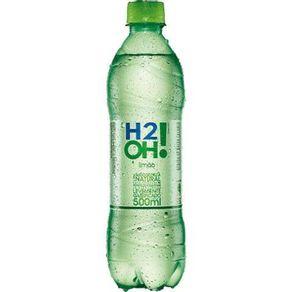 Refrigerante de Baixa Caloria H2OH Limão Garrafa 500 ml