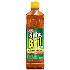 Desinfetante Pinho Bril Silvestre Plus 500ml
