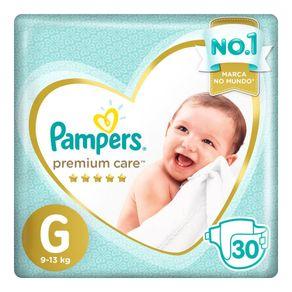 fraldas-pampers-premium-care-g-30-tiras