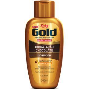 Shampoo-Niely-Gold-Sem-Sal-Hidratacao-Chocolate-Todo-Tipo-Cabelo-300ml