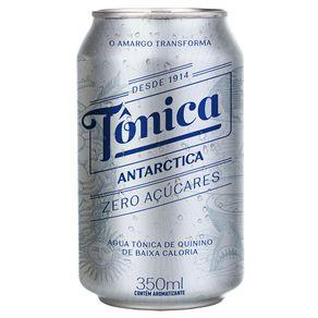 Água Tônica Antarctica Zero Açúcar Lata 350 ml