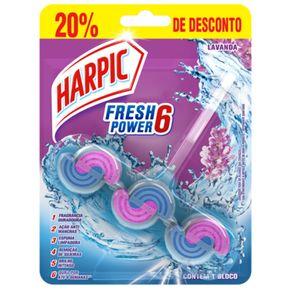 Limpador-e-Odorizador-Sanitario-Harpic-Fresh-Power-6-Lavanda-Embalagem-Promocional