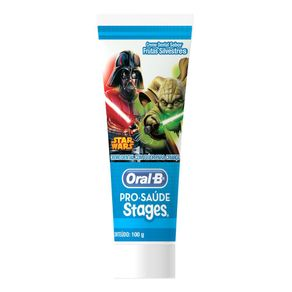 Creme Dental Oral-B Stages Star Wars 100g
