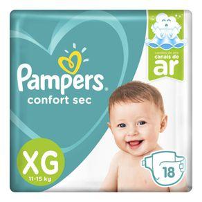Fralda-Pampers-Confort-Sec-XG-18-Tiras