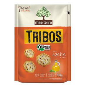 Snack Orgânico Mãe Terra Tribos Azeite 50g